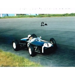Stirling Moss F1 genuine authentic autograph signed photo 3