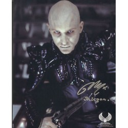 Star Trek Nemesis Tom Hardy signed genuine original AUTHENTIC autographs photo