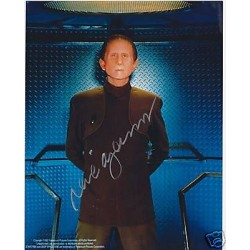 Star Trek Rene Auberjonois odo signed genuine authentic autograph photo
