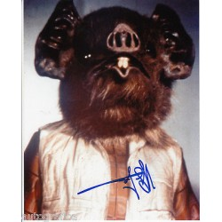 Star Wars Rusty Goffe signed authentic autograph genuine photo