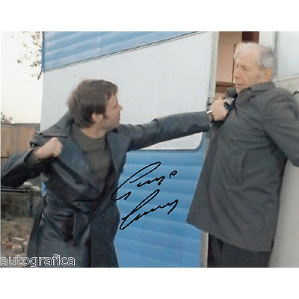 Sweeney Bond George Sweeney genuine authentic signed autographs photo