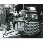 Doctor Who Jill Curzon signed original genuine authentic photo