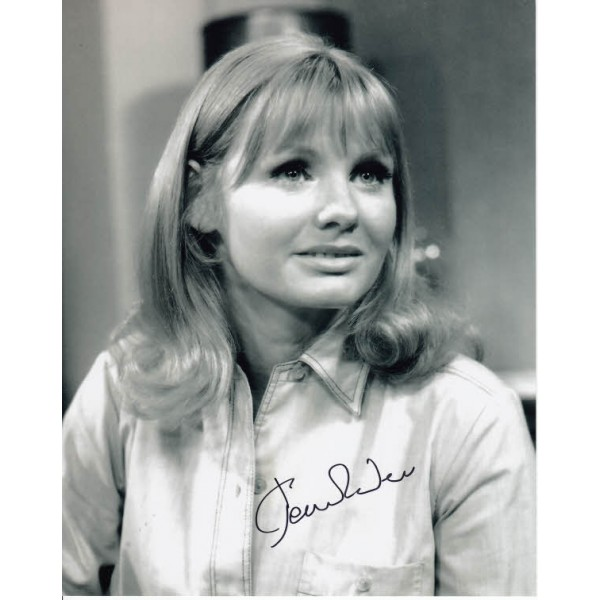 Jenny Linden Doctor Who signed authentic autograph photo