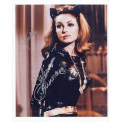 Julie Newmar Batman signed original genuine authentic photo