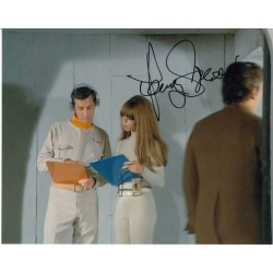 Penny Spencer UFO signed authentic autograph photo 2