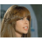 Penny Spencer UFO signed authentic autograph photo