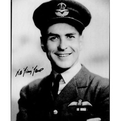 WW2 Jimmy James real Great Escape genuine signed authentic autograph photo