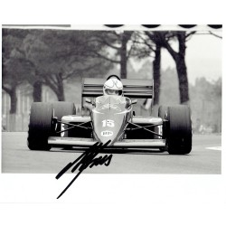 Alan Jones genuine original authentic signed autograph photo