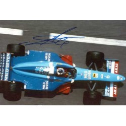 Alex Wurz  genuine signed original autograph photo