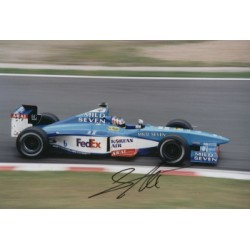 Alex Wurz  original authentic genuine autograph signed photo
