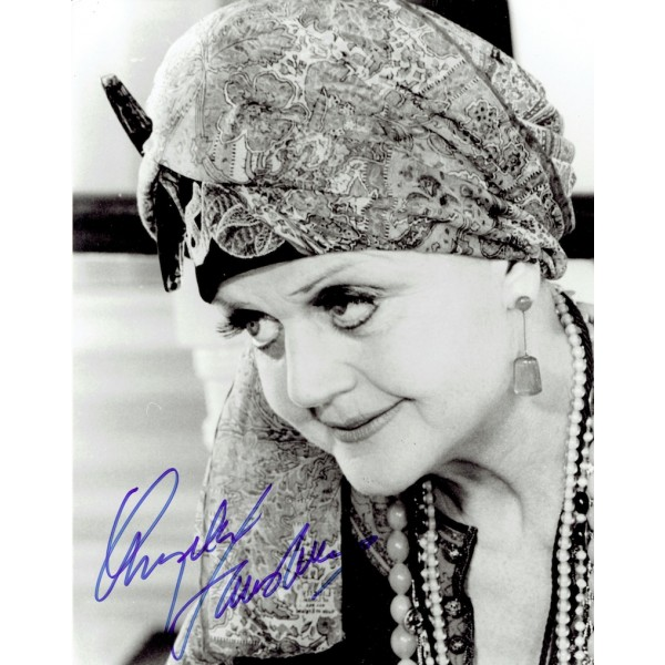 Angela Lansbury  authentic genuine autograph signed photo