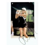 Anna Kournikova genuine original authentic signed autograph photo