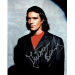 Antonio Banderas  authentic genuine autograph signed photo