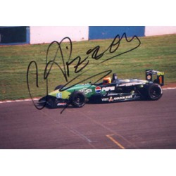 Antonio Pizzonia genuine original authentic signed autograph photo