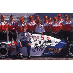 Arie Luyendyk  genuine signed original autograph photo