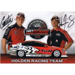 Bathurst 2009 Winners signed authentic genuine signature