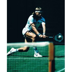 Bjorn Borg original authentic genuine signed photo