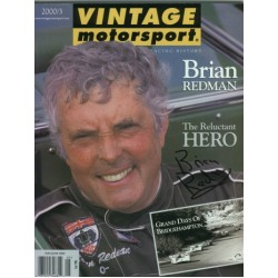 Brian Redman genuine original authentic signed autograph