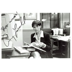 Carey Lowell  authentic genuine autograph signed photo