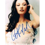 Catherine Zeta Jones original authentic genuine signed photo