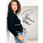 Celine Dion original authentic genuine signed photo