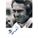 Chad McQueen  authentic genuine autograph signed photo