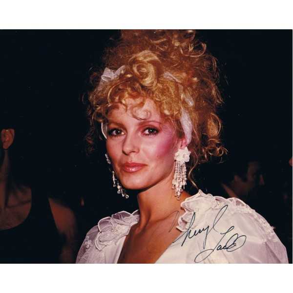 Cheryl Ladd signed authentic genuine signature