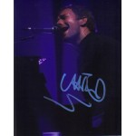 Chris Martin  original authentic genuine autograph signed photo
