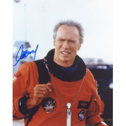 Clint Eastwood signed authentic genuine signature