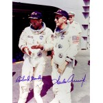 Conrad and Gordon original authentic genuine signed photo