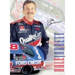 Dale Jarrett genuine original authentic signed autograph photo