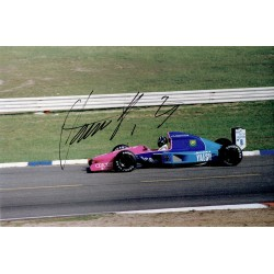 Damon Hill  genuine signed original autograph photo