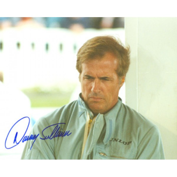 Danny Sullivan  genuine signed original autograph photo