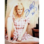 Darryl Hannah signed authentic genuine signature photo