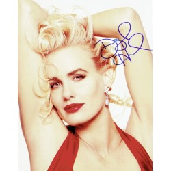 Daryl Hannah original authentic genuine autograph signed photo