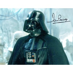 Dave Prowse original authentic genuine signed photo