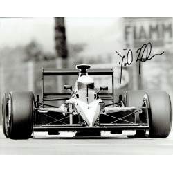 David Brabham signed authentic genuine signature photo