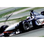 David Coulthard  genuine signed original autograph photo