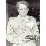 David Jason  original authentic genuine autograph signed photo