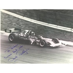 David Purley genuine original authentic signed autograph photo