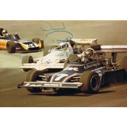 David Purley signed authentic genuine signature