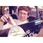 David Purley signed authentic genuine signature photo