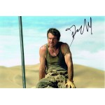 Dennis Quaid signed authentic genuine signature