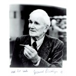 Desmond Llewellyn signed authentic genuine signature