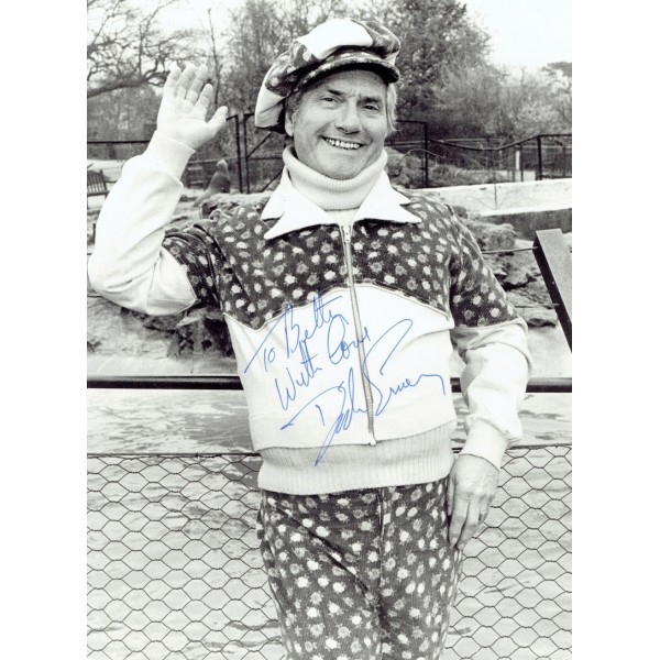 Dick Emery  authentic genuine autograph signed photo