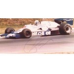 Didier Pironi original authentic genuine signed photo