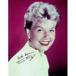Doris Day original authentic genuine signed photo