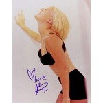 Drew Barrymore original authentic genuine signed photo