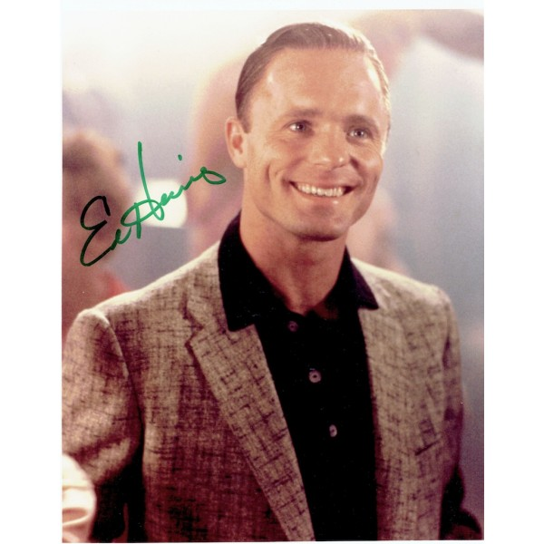Ed Harris  authentic genuine autograph signed photo
