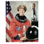 Eileen Collins original authentic genuine signed photo